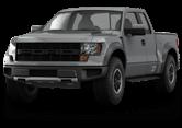 Ford F-150 SVT Raptor SuperCab Truck 2013