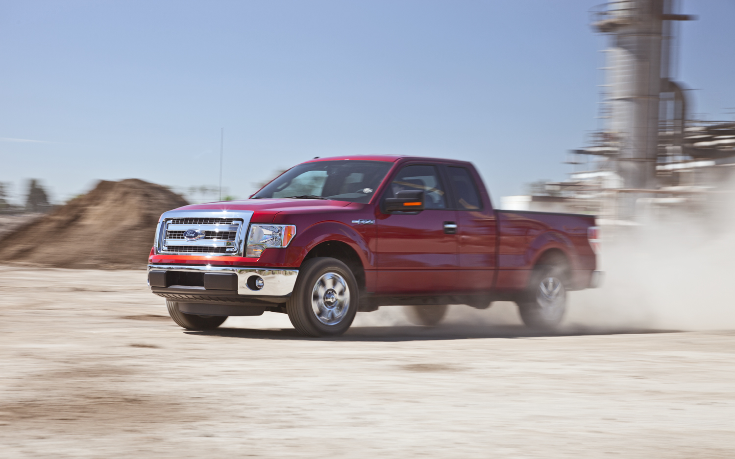 Ford F-150 SuperCab Truck 2013