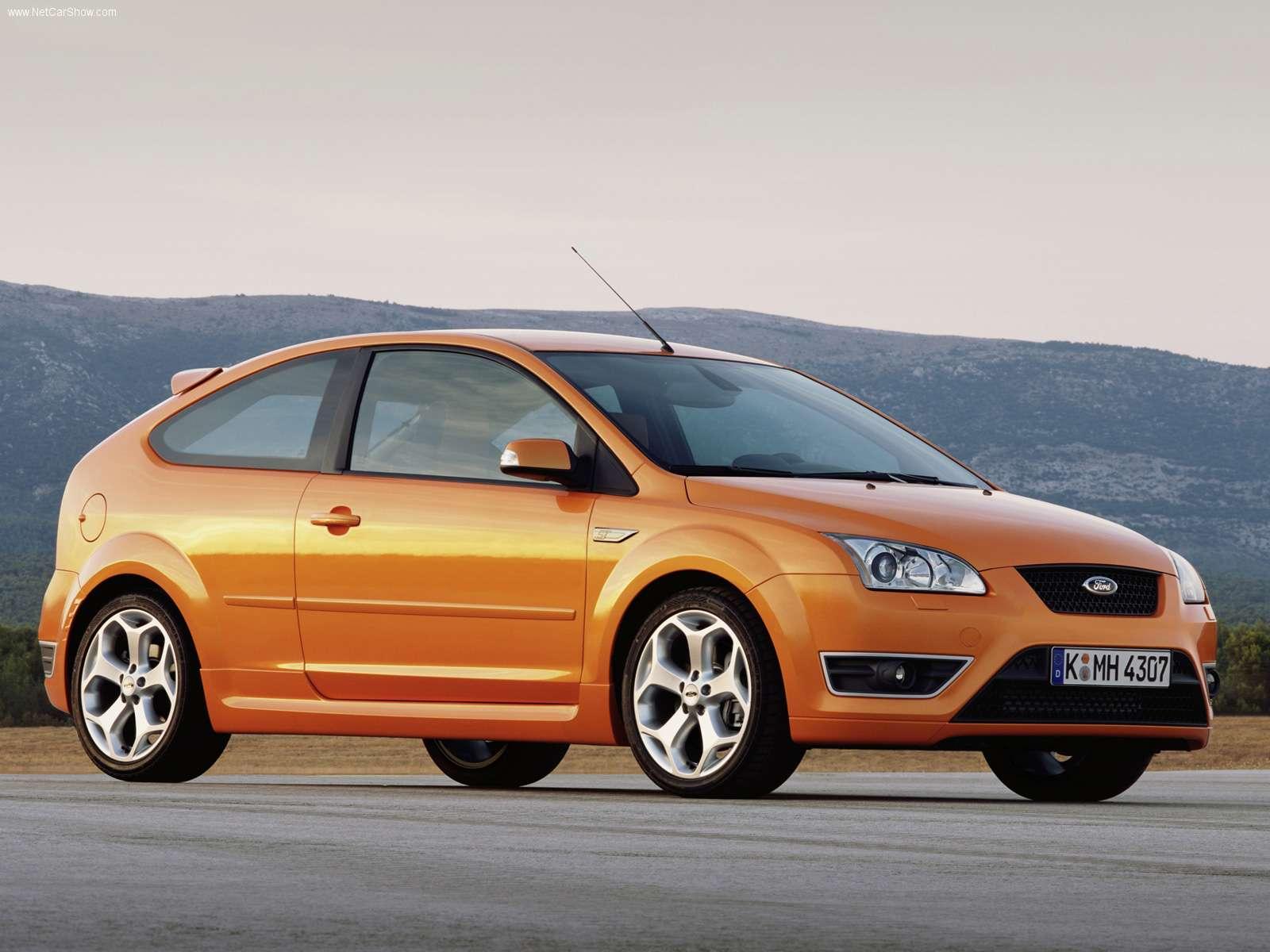 3DTuning of Ford Focus ST 3 Door Hatchback 2007 3DTuningcom