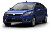 Ford Focus 3 Door Hatchback 2009