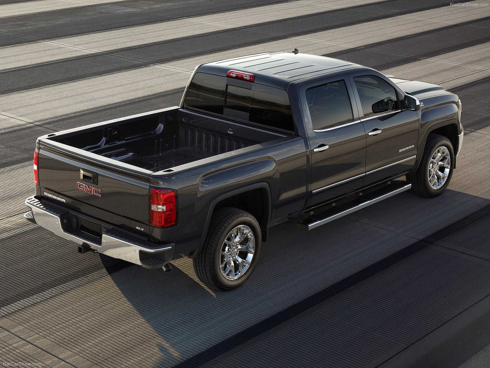 GMC Sierra 4 Door pickup truck 2014