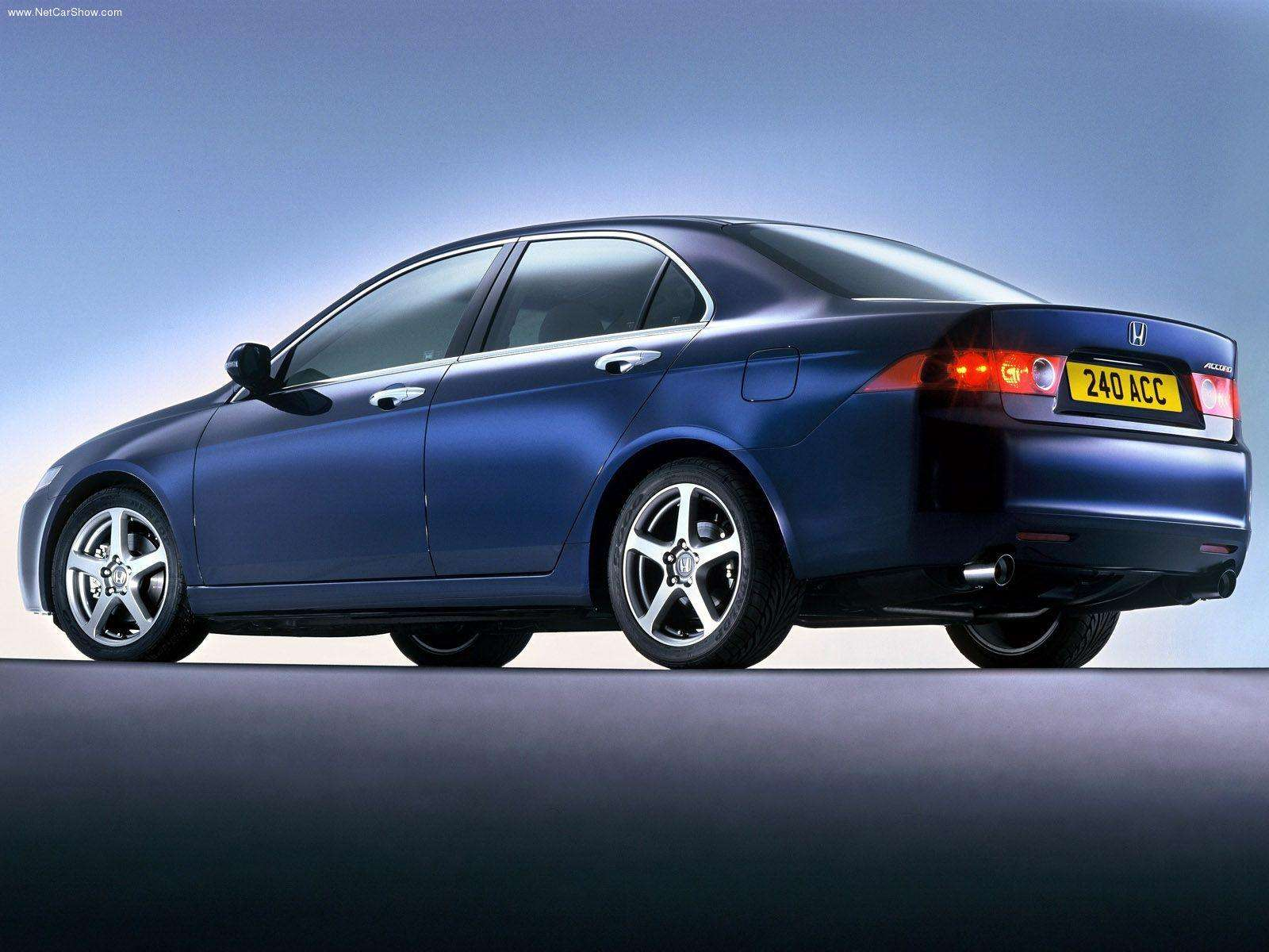Honda Accord Sedan 2003