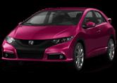Honda Civic 5 Door Hatchback 2012