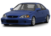Honda Civic Si Coupe 1999