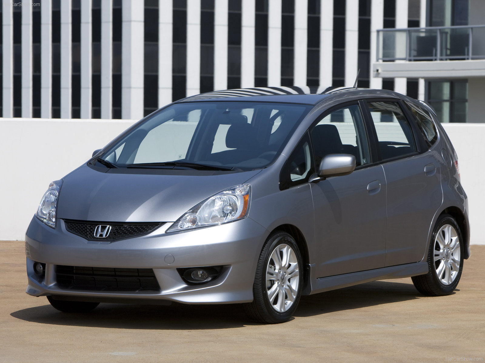 Honda Fit Sport 5 Door Hatchback 2009