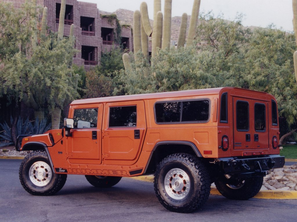 Hummer 2004 hummer h1 : My perfect Hummer H1. 3DTuning - probably the best car configurator!