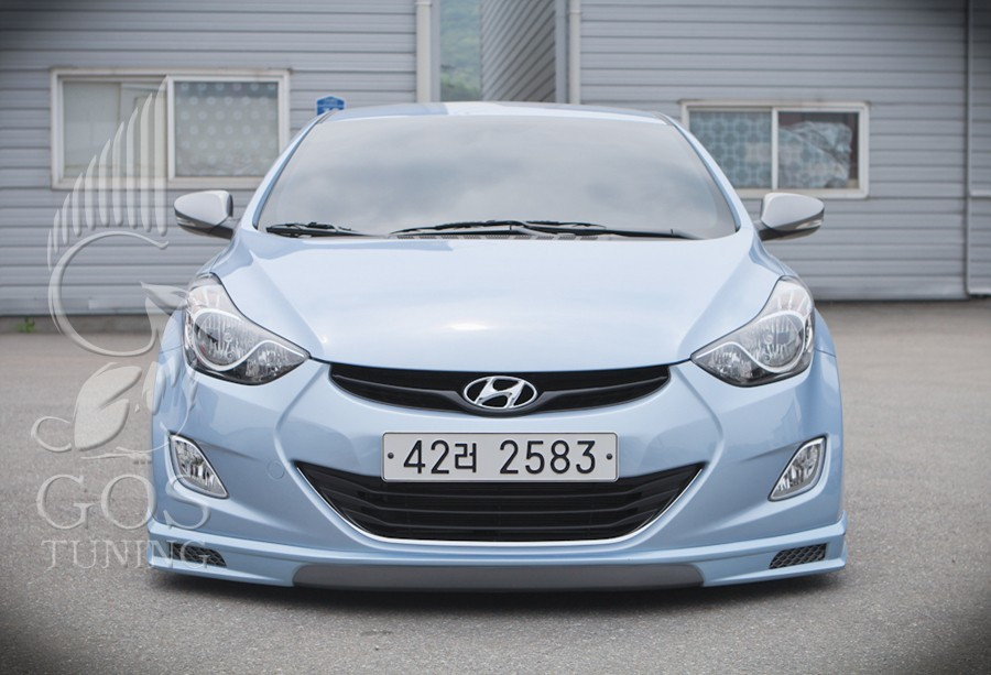 Tuning Hyundai Elantra 2011 Online Accessories And Spare
