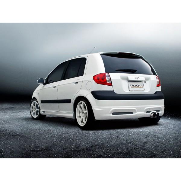 Top Of The Line Hyundai: My Perfect Hyundai Getz (facelift). 3DTuning