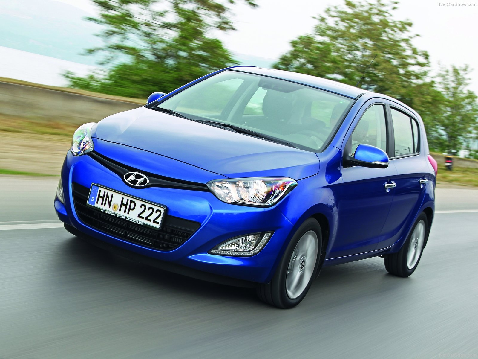 Hyundai I20 5 Door Hatchback 2013