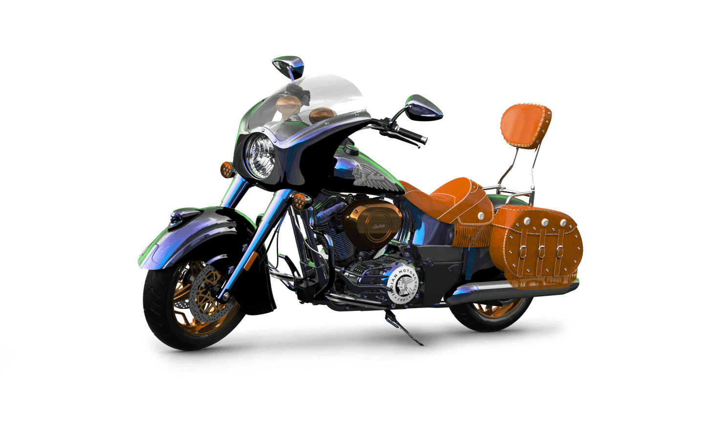 Indian Chief Dark Horse Cruiser 2016