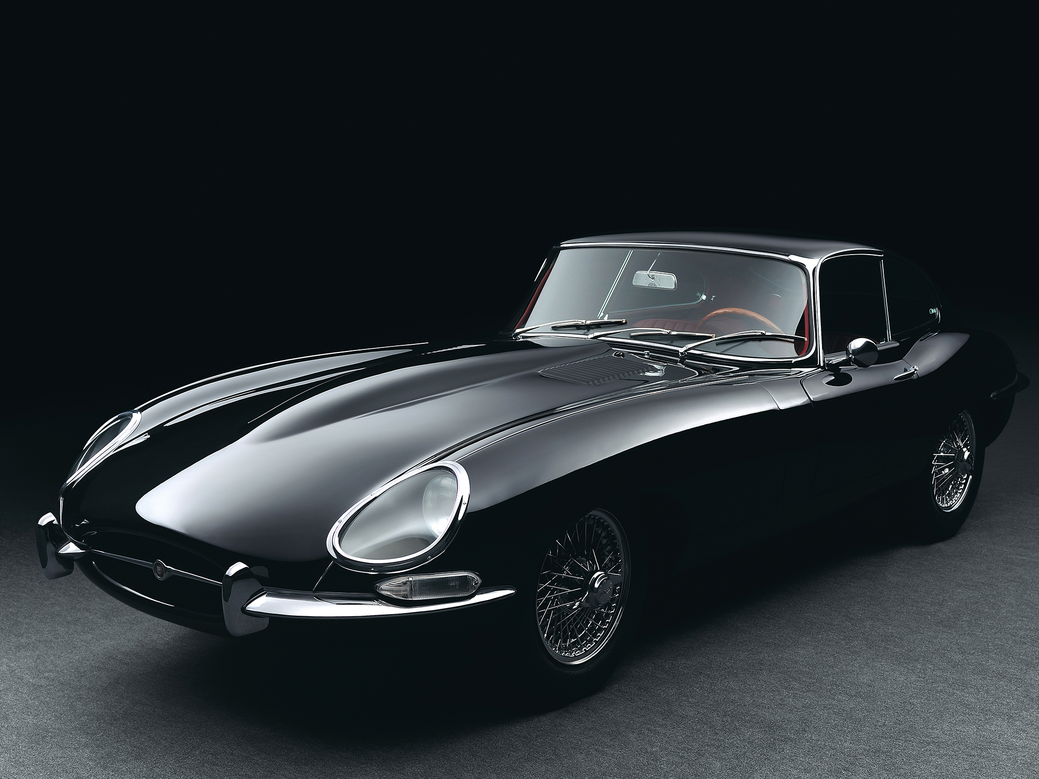 Jaguar E-Type Coupe 1962