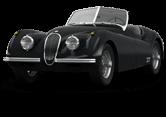 Jaguar XK120 Convertible 1954