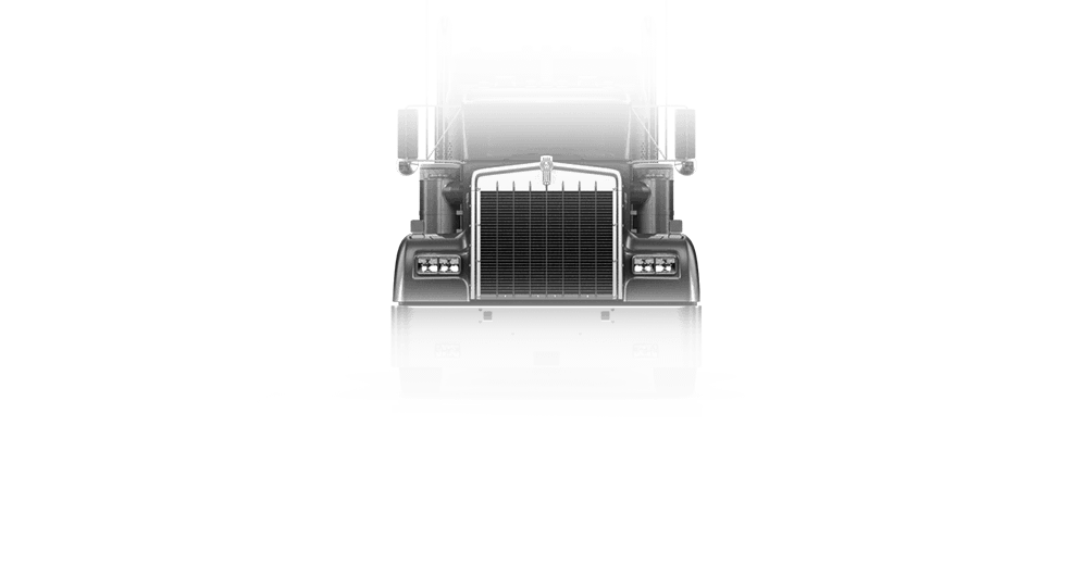Kenworth W900 Sleeper Cab Truck 2014