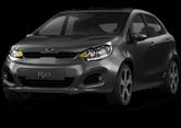 Kia Rio 5 Door Hatchback 2012