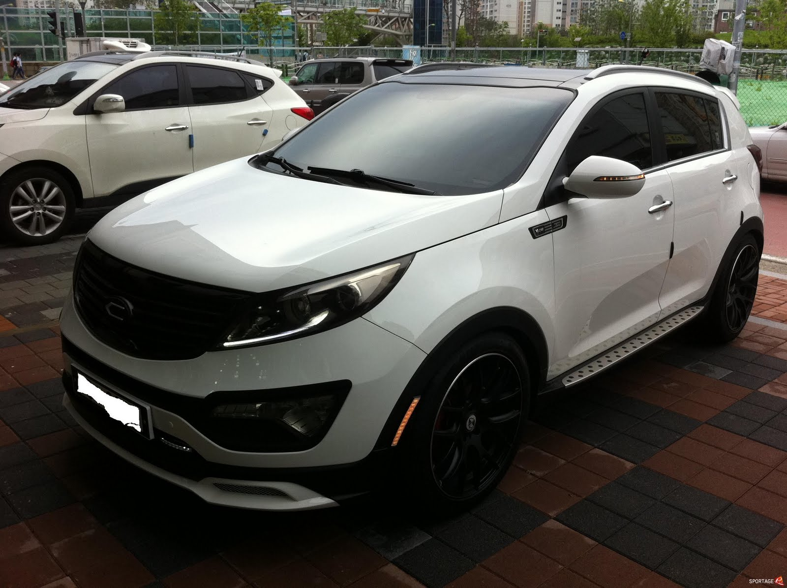 my perfect kia sportage 3dtuning probably the best car configurator. Black Bedroom Furniture Sets. Home Design Ideas
