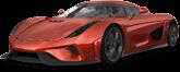 Koenigsegg Regera 2 Door Coupe 2016