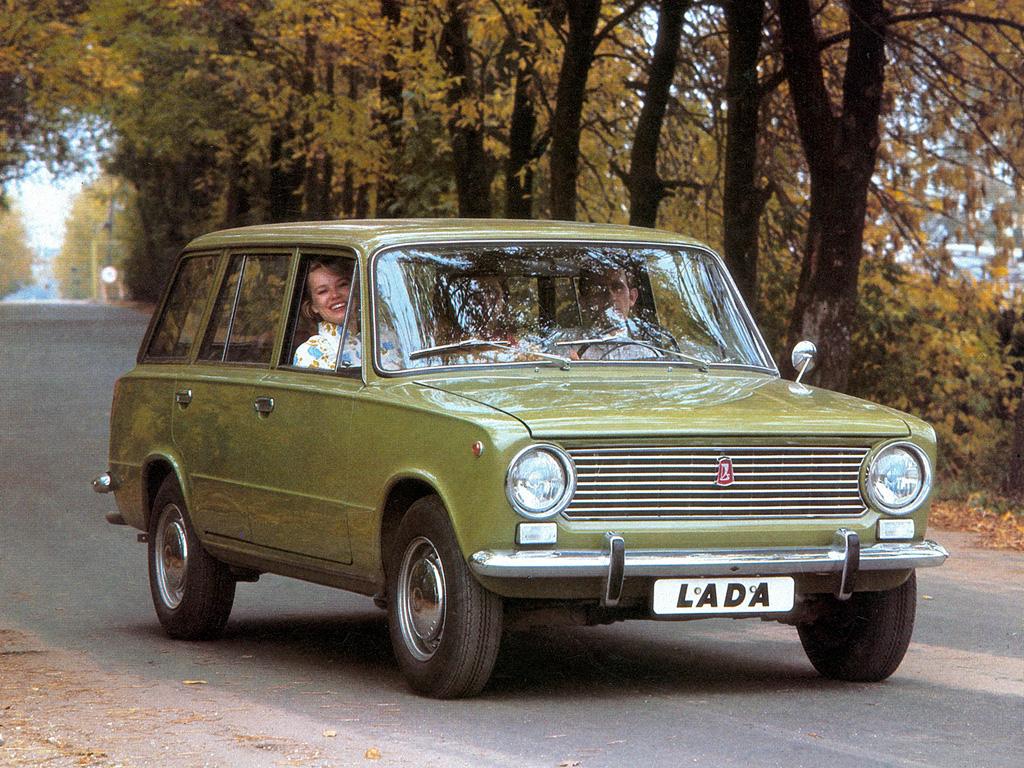 ... Lada 2102 Wagon 1971 ...