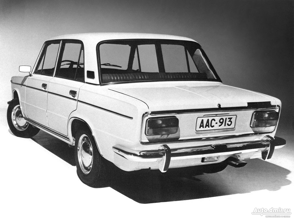 ... Lada 2103 Sedan 1972
