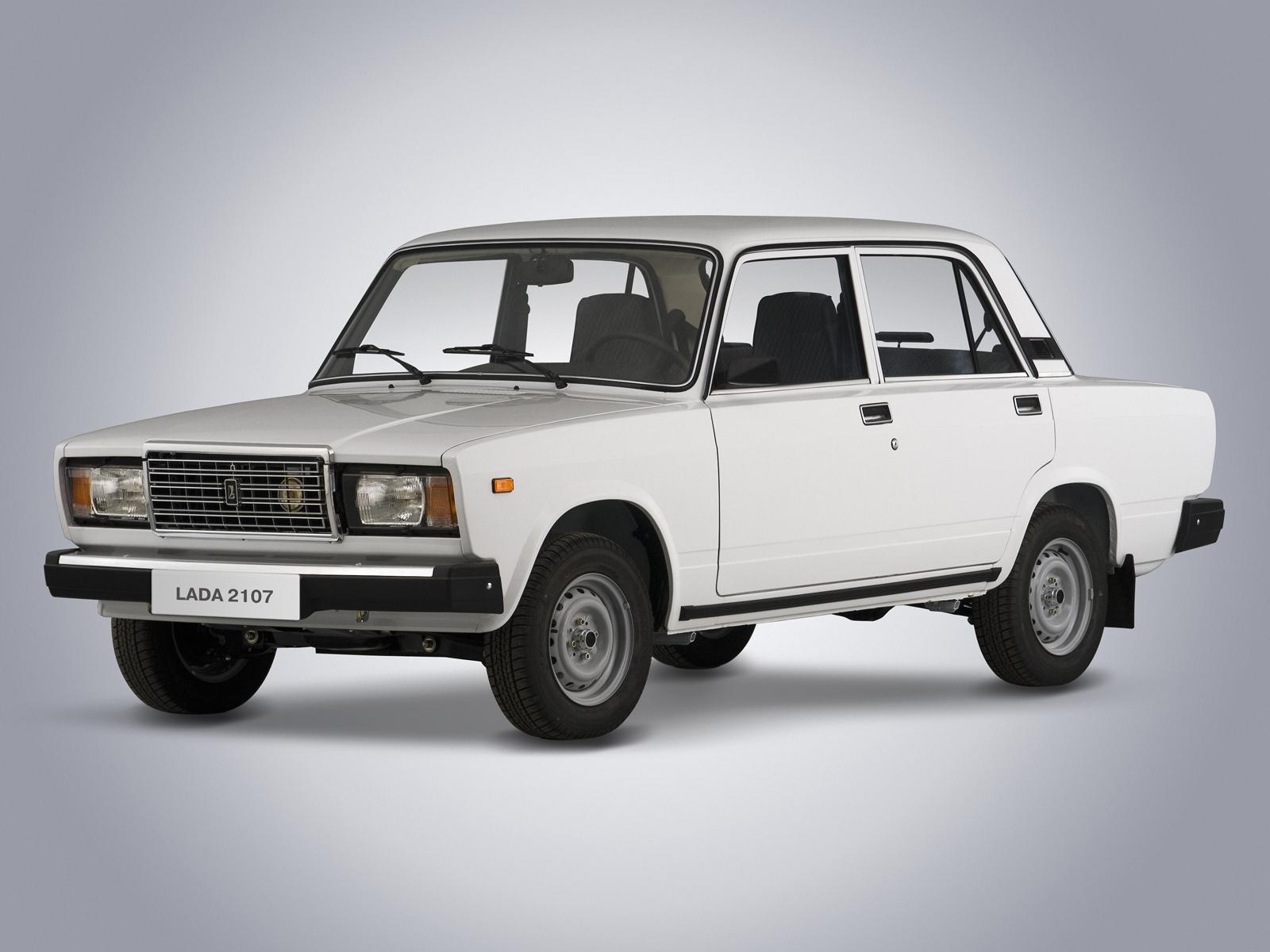 Lada 2107 Sedan 2000 ...
