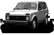 Lada Niva SUV 2001