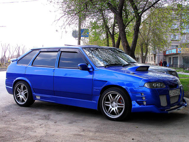 Lada Samara 2114 5 Door Hatchback 2006