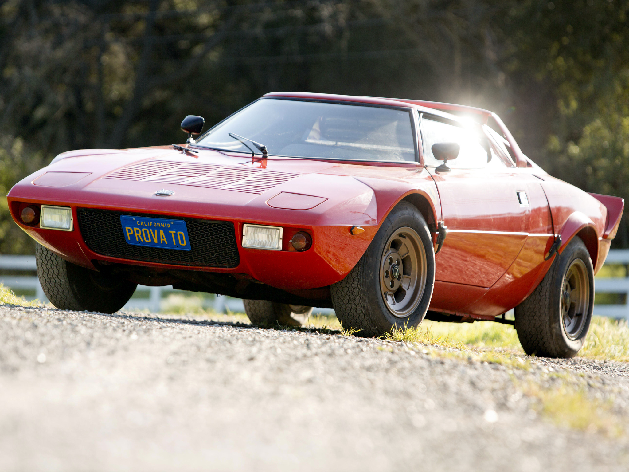 Lancia Stratos HF Coupe 1973