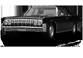 Lincoln Continental Sedan 1961