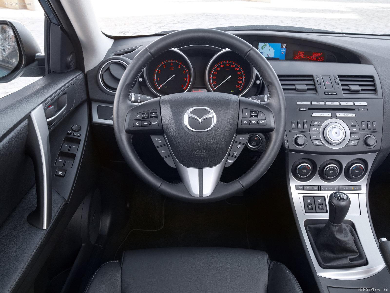 ... Mazda 3 5 Door Hatchback 2008 ...