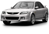 Mazda Familia sedan 2001
