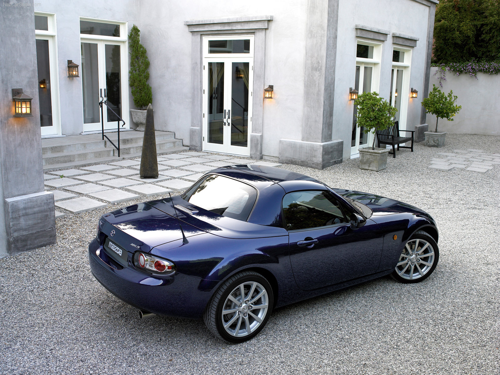 Mazda MX-5 Coupe 2005