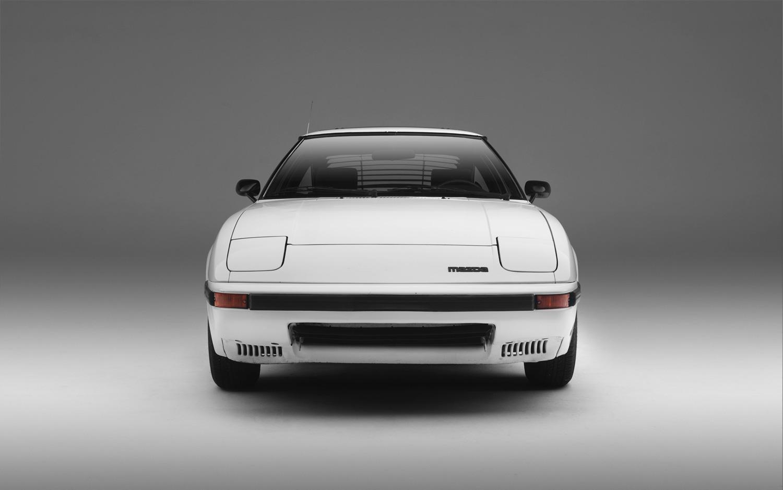 mazda rx7 1985. mazda rx7 gslse coupe 1985 rx7