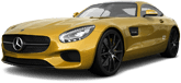 Mercedes AMG GT 2 door fastback coupe 2016