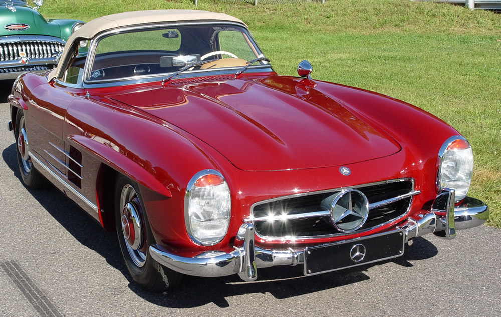 Mercedes SL300 Roadster 1957