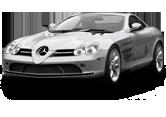 Mercedes SLR McLaren Coupe 2002