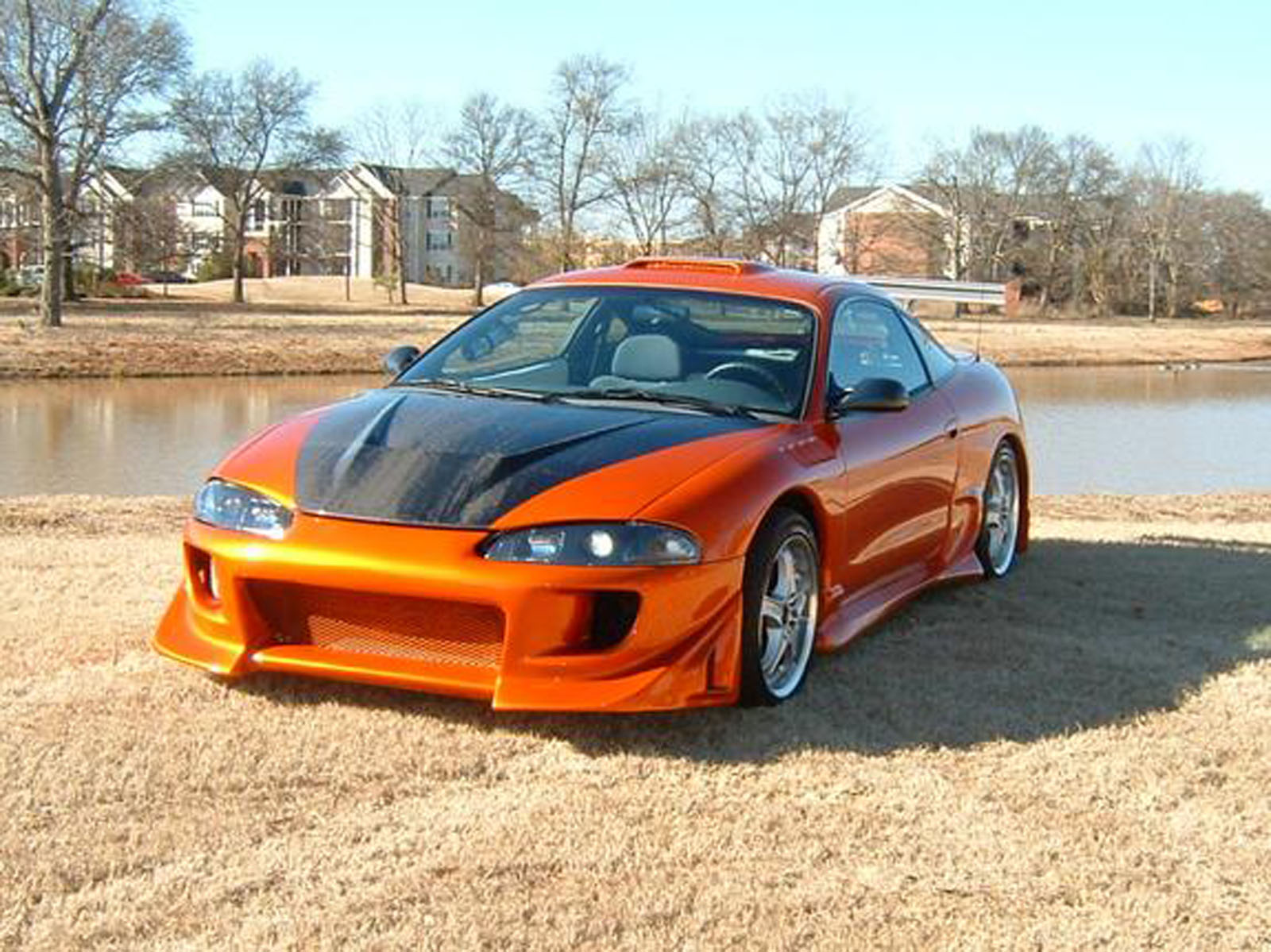 My perfect Mitsubishi Eclipse GSX  3DTuning - probably the