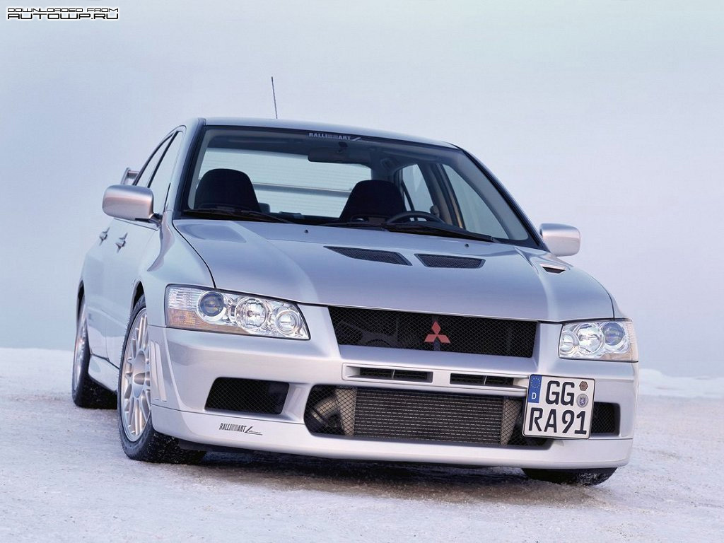 My Perfect Mitsubishi Lancer Evo Vii 3dtuning Probably