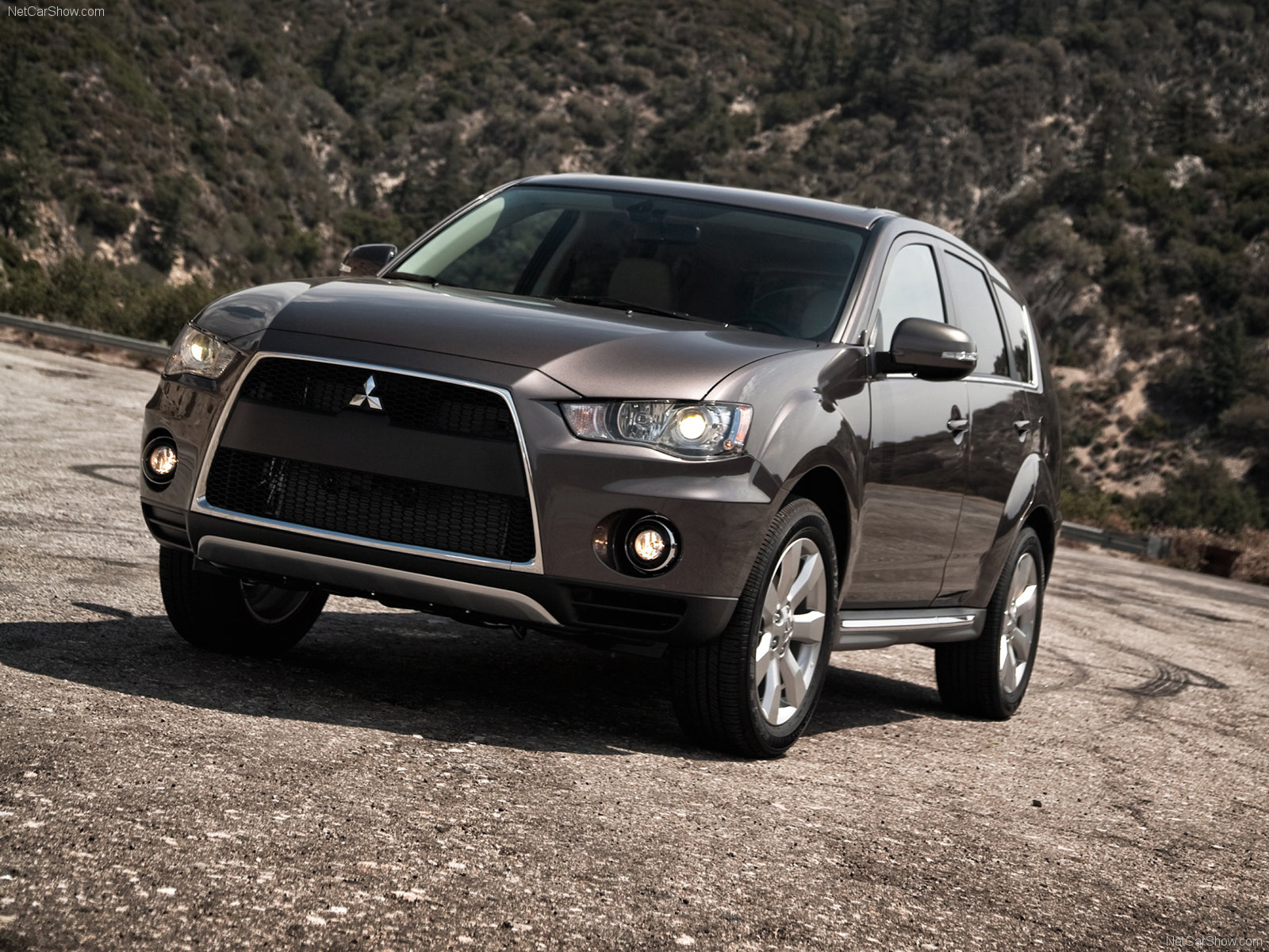 My Perfect Mitsubishi Outlander 3dtuning Probably The Best Car