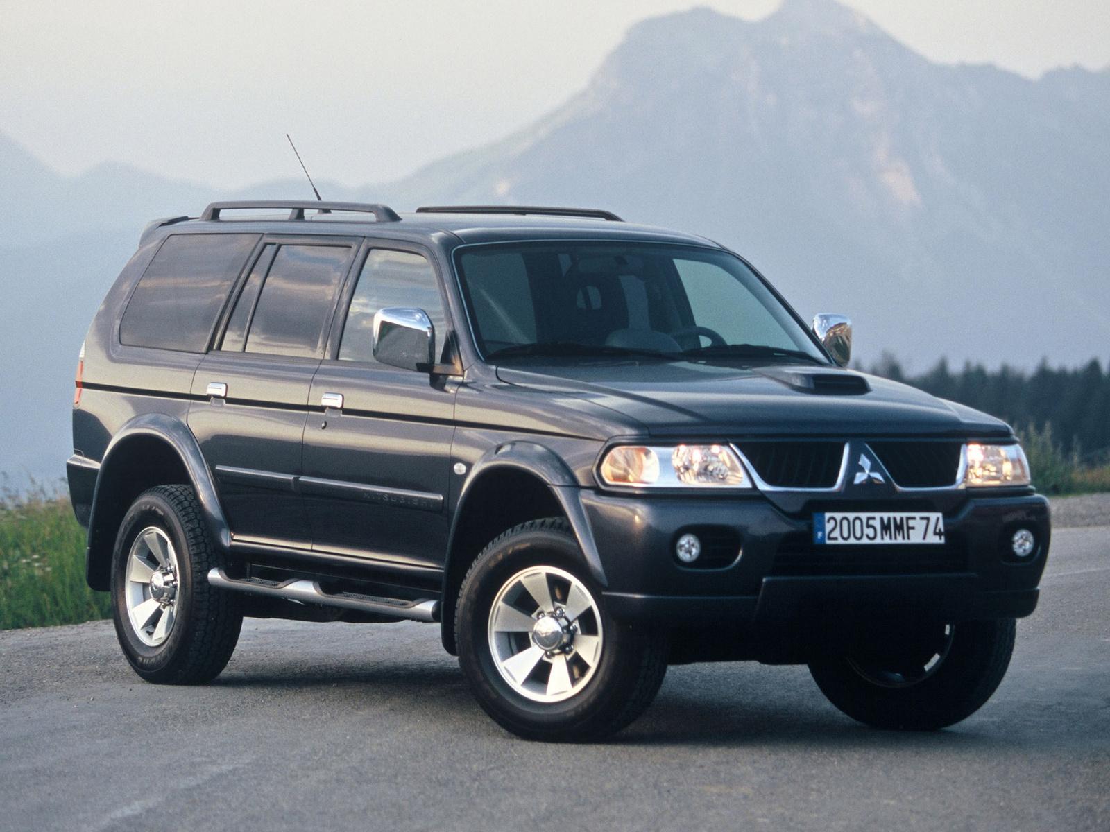 Pajero Sport 2005 3DTuning of Mitsubishi...