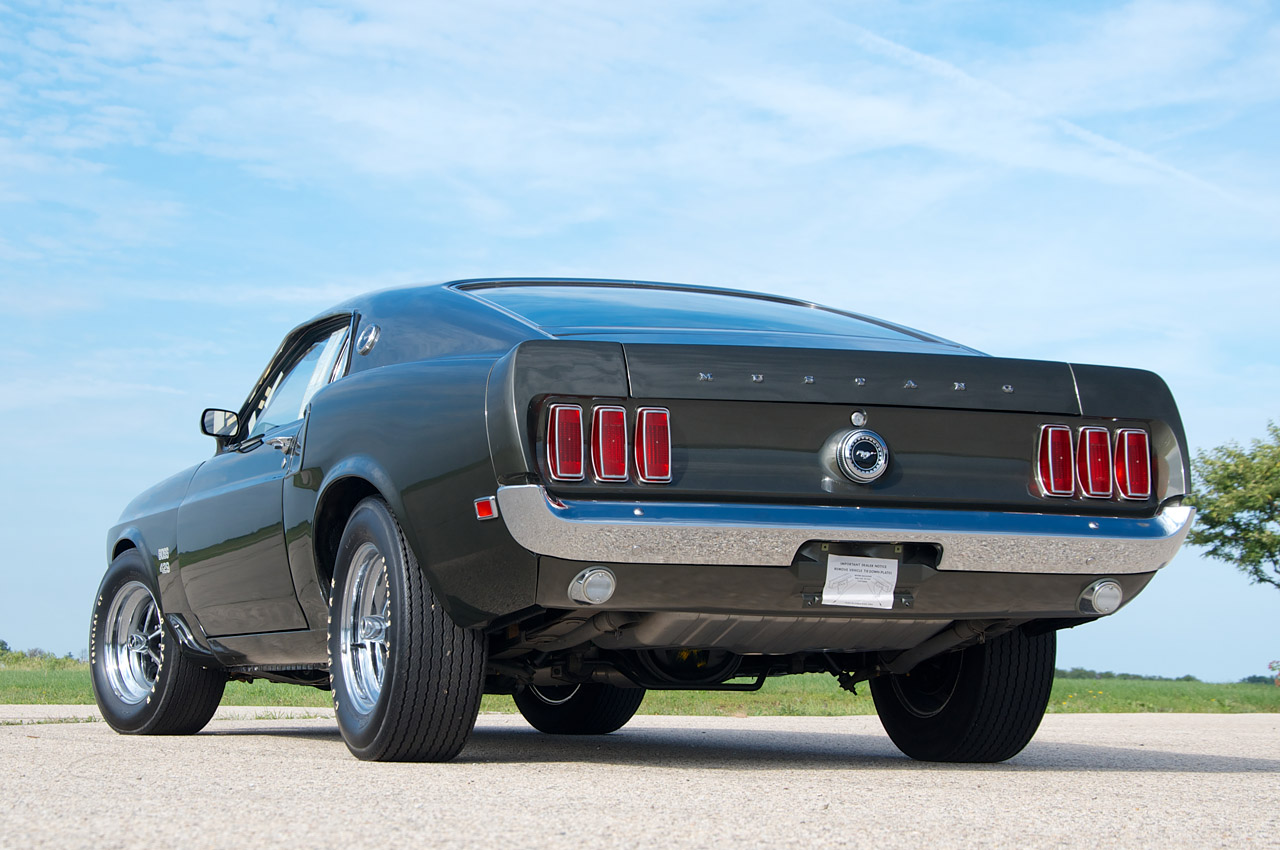 Mustang Boss 429 Coupe 1969