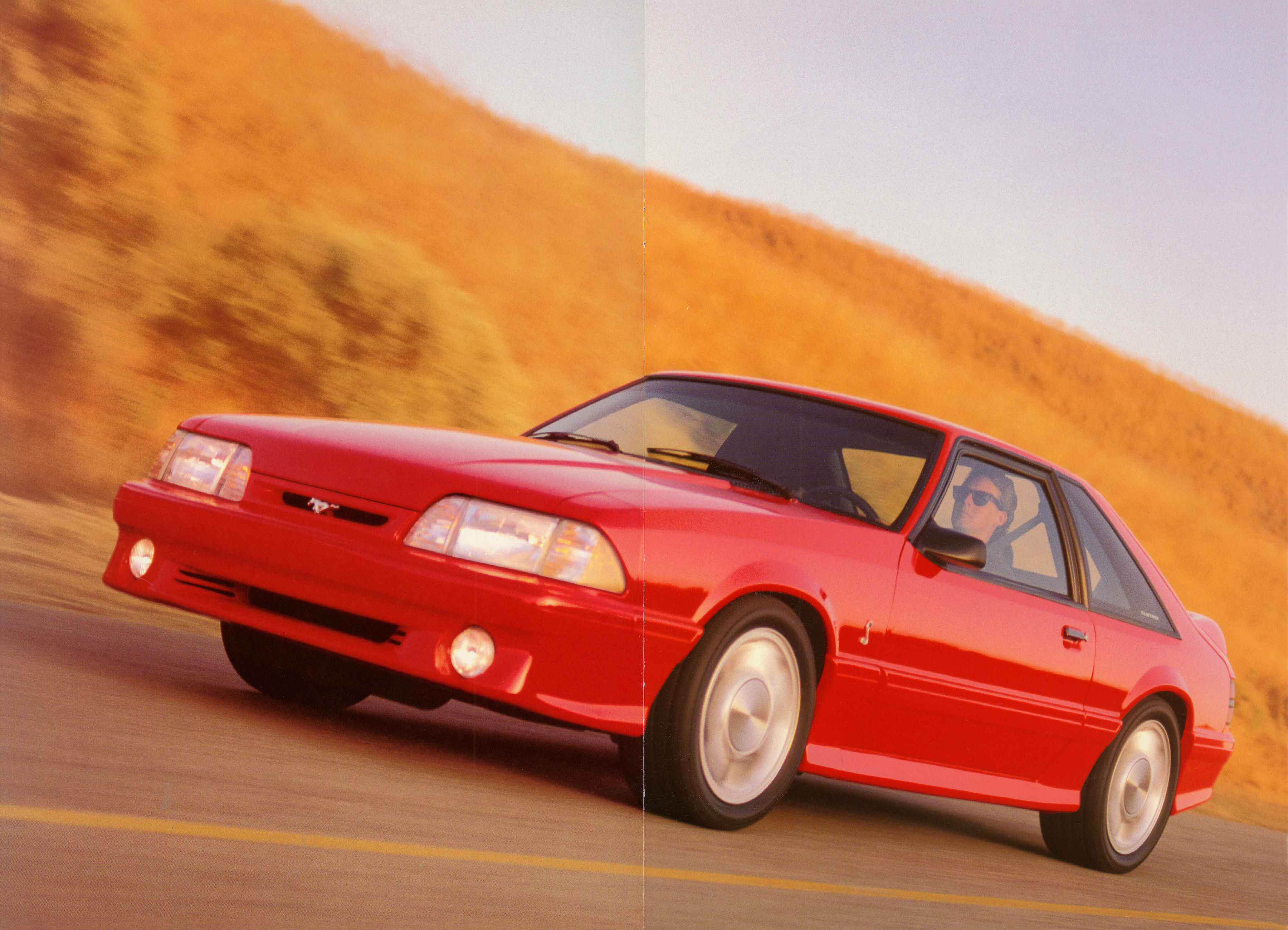 Mustang Cobra Coupe 1993