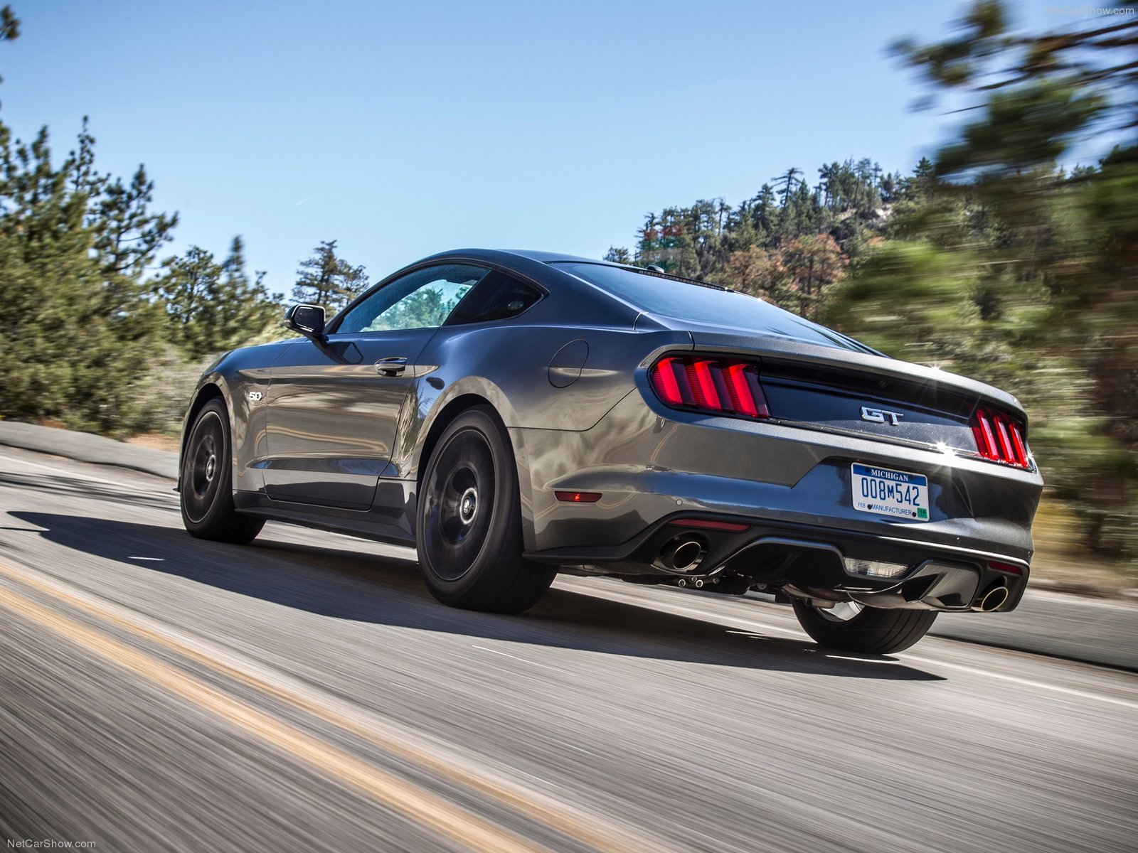 Mustang GT Coupe 2015