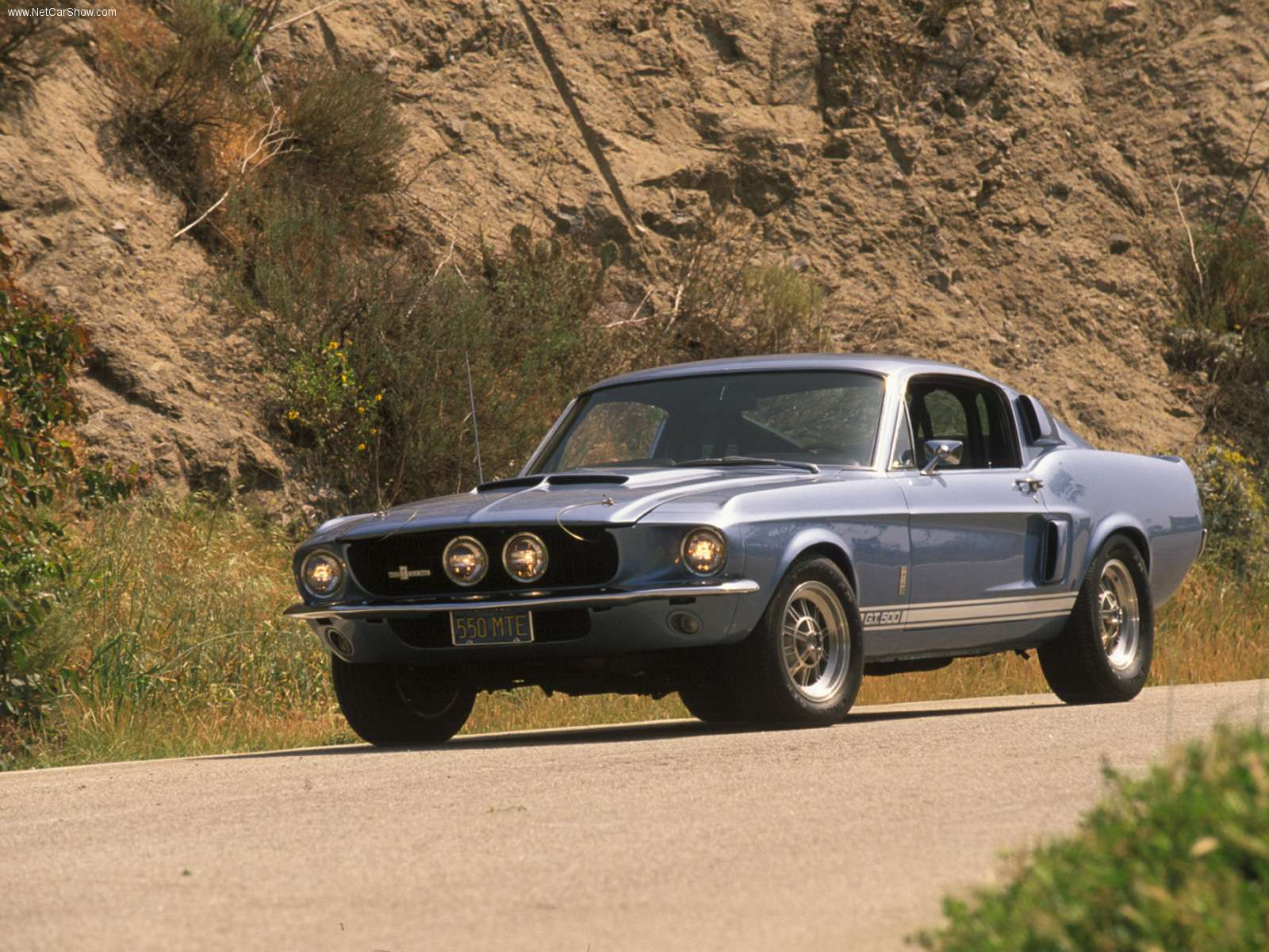 Mustang Shelby GT500 Coupe 1967