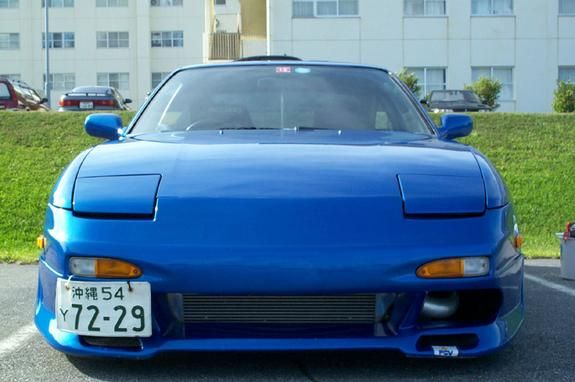 Nissan 240 SX S13 Coupe 1989