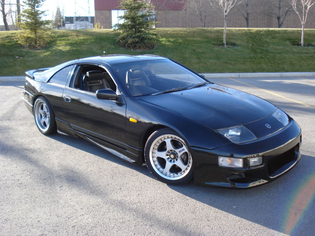 ... Nissan 300ZX Coupe 1990 ...