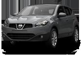 Nissan Qashqai Crossover 2012