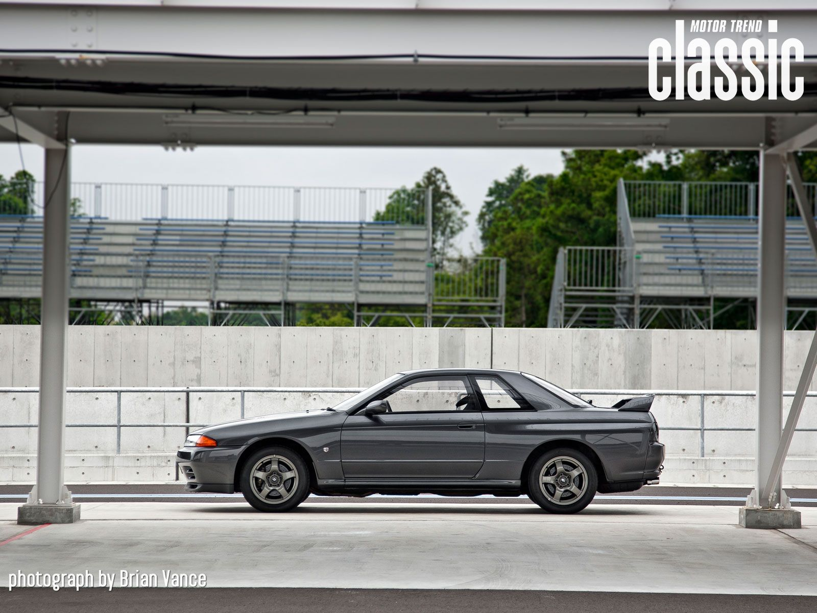 Nissan Skyline GT-R Coupe 1993