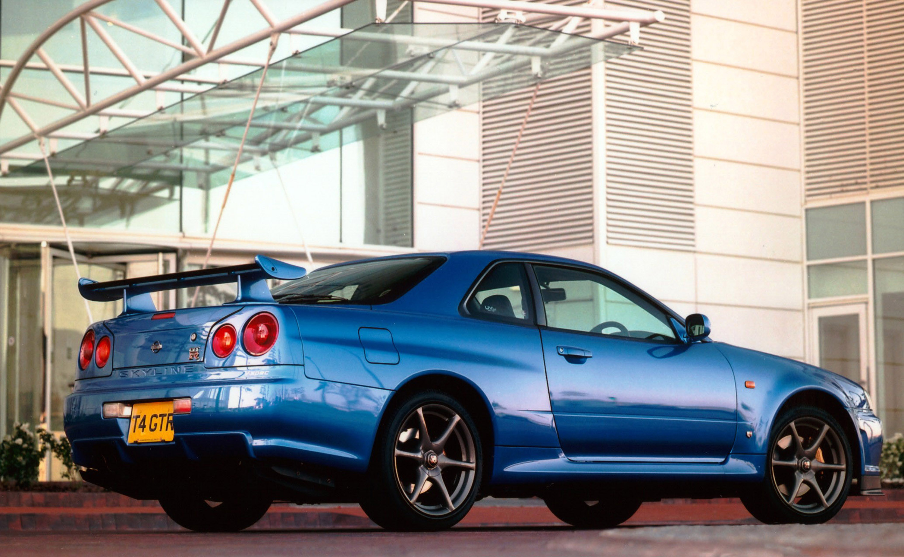 3DTuning of Nissan Skyline GTR Coupe 2002 3DTuningcom  unique
