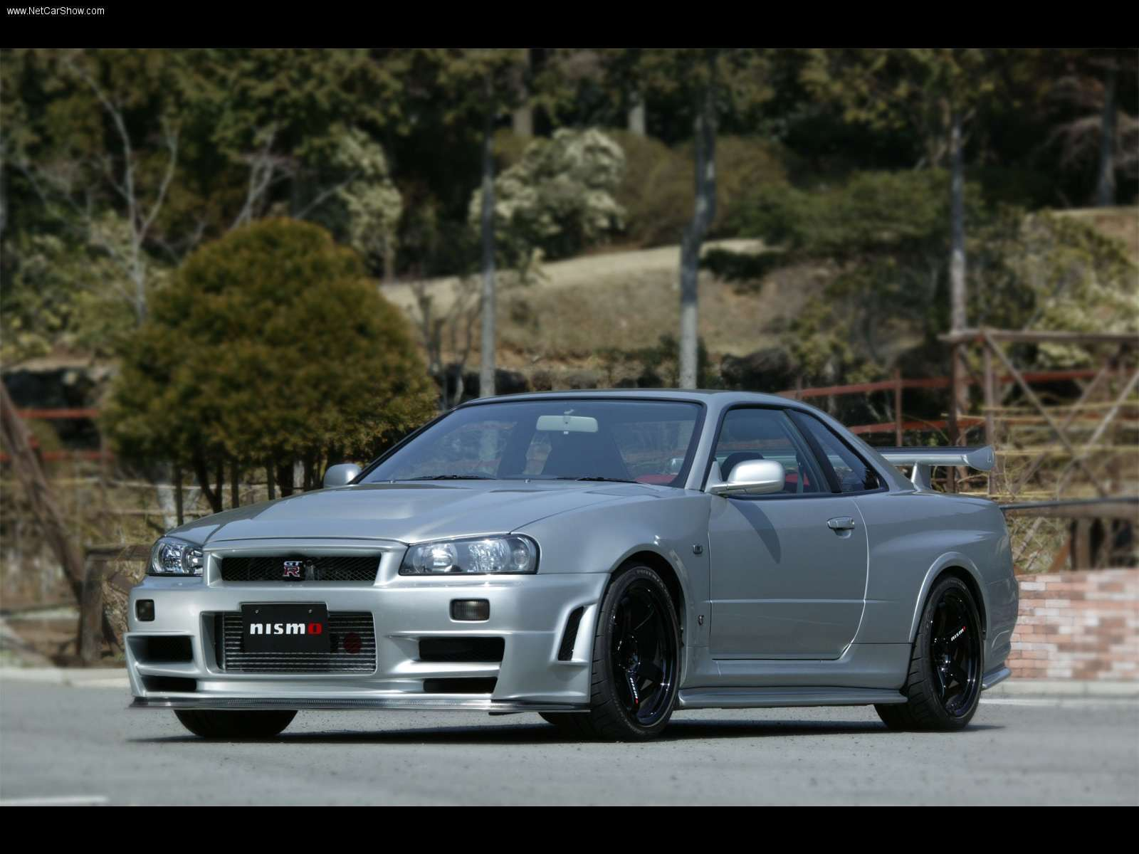 Nissan Skyline GT-R Coupe 2002