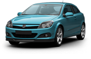 Opel Astra 3 Door Hatchback 2007