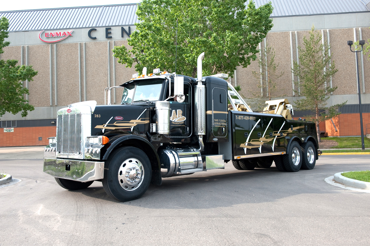 My perfect Peterbilt 359  3DTuning - probably the best car